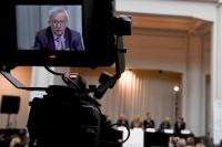 Citizens' Dialogue in Brussels with Jean-Claude Juncker, President of the EC