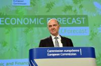 Press conference by Pierre Moscovici, Member of the EC, on the Spring Economic Forecast