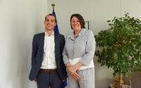 Visit of William Todts, Executive Director of Transport & Environment (T&E), to the EC