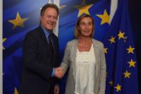 Visit of David Beasley, Executive Director of the United Nations World Food Programme (WFP), to the EC