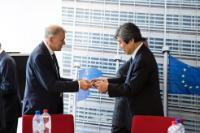 Visit of Members of the Liberal Democratic Party (LDP) of Japan, to the EC