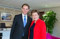 Visit of Jyrki Katainen, Vice-President of the EC, to The United States
