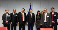 Visit of Naira Zohrabyan, Member of the Armenian Parliament, to the EC
