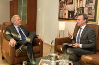 Visit of Mark Harbers, Dutch Secretary of State for Justice and Security, to the EC