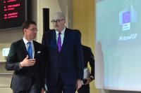 Press conference by Jyrki Katainen, Vice-President of the EC, and Phil Hogan, Member of the EC, on the Future of Food and Farming communication