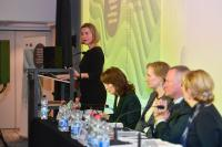 Participation de Federica Mogherini, vice-présidente de la CE, au 19e Forum des droits de l'homme UE-ONG
