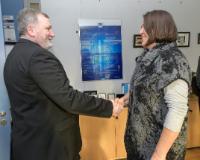 Visit of CoR Members, to the EC