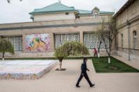 Vue générales de Tachkent, Ouzbékistan