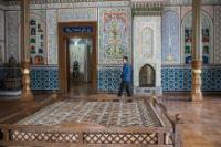 General views of Tashkent, Uzbekistan