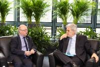 Bilateral meeting between Christos Stylianides, Member of the EC, and Alistair Burt, British Minister of State for the Middle East at the Foreign and Commonwealth Office and Minister of State at the Department for International Development