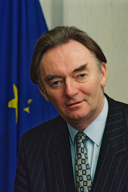 Pádraig Flynn, Member of the EC