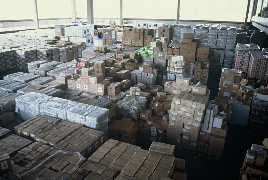 Humanitarian Community Aid to Former Yugoslavia