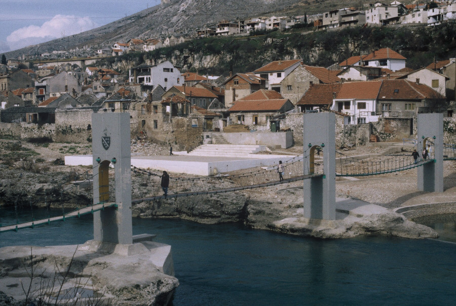 Mostar under the Mandate of the European Union