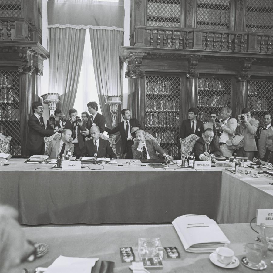 Venice European Council, 12-13/06/1980