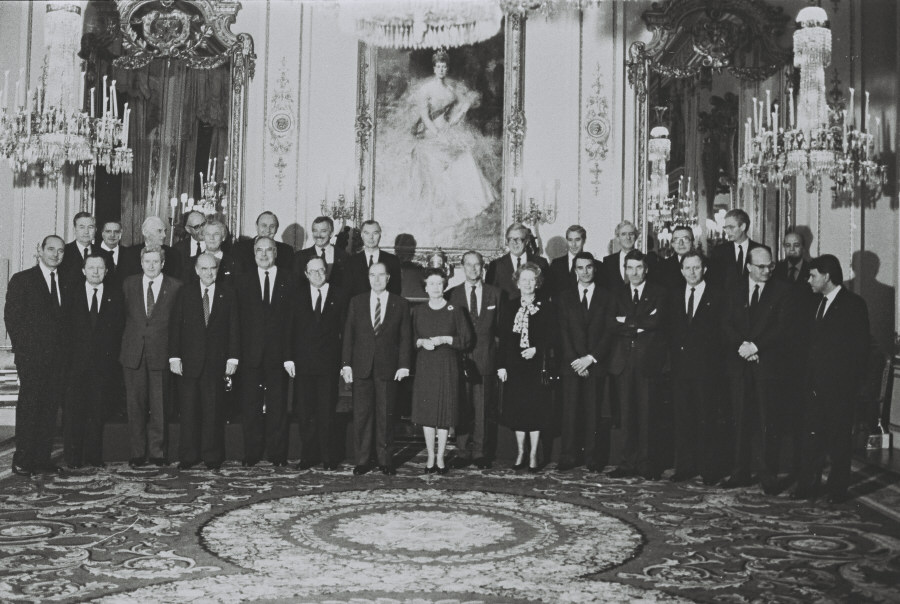 London European Council, 05-06/12/1986