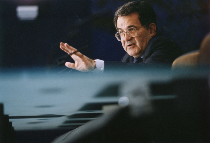 Romano Prodi 's European Commission (2000-2005)