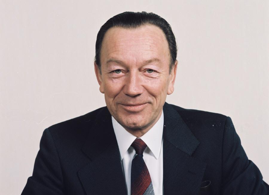 Alois Pfeiffer, membre de la CCE