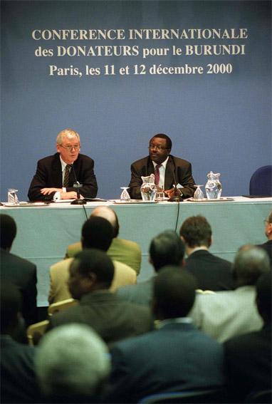 International Donor Conference on Burundi