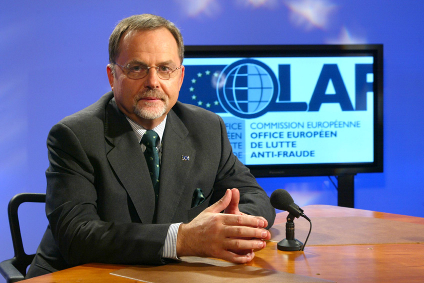 Franz-Hermann Brüner, Director General of OLAF