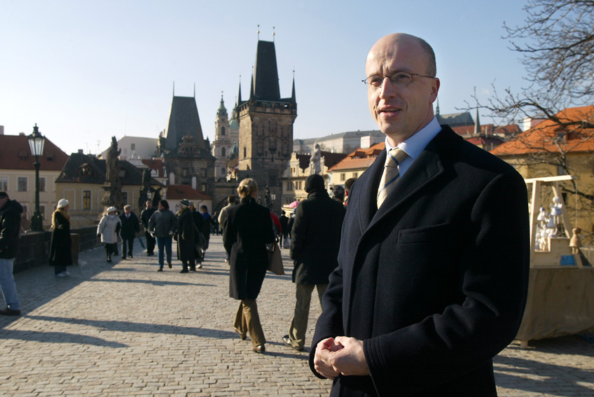 Pavel Telička