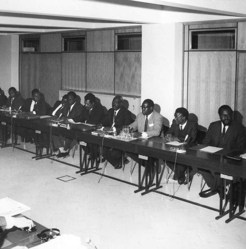 Opening of negotiations between the EEC and East African States