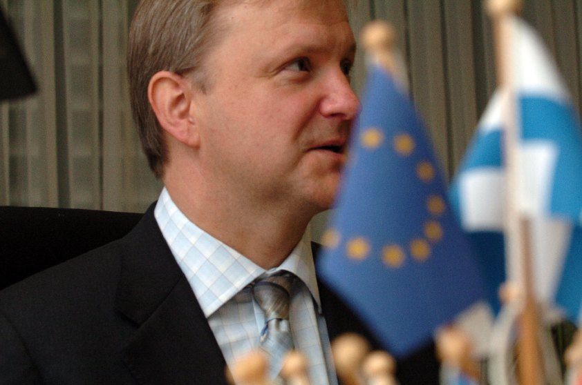 Olli Rehn, Member of the EC