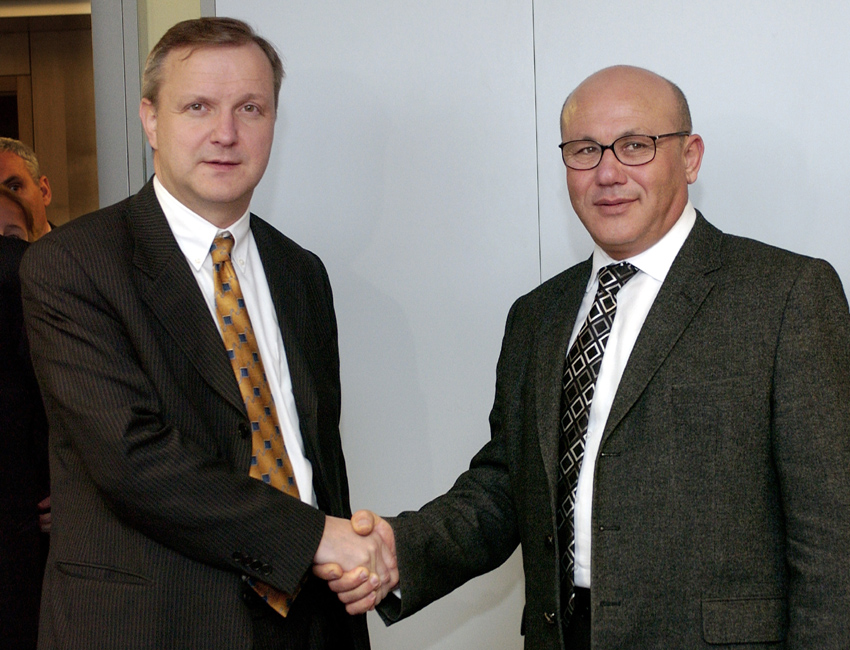 Visit of Mehmet Ali Talat, Chairman of the Republican Turkish Party of Northern Cyprus, to the EC