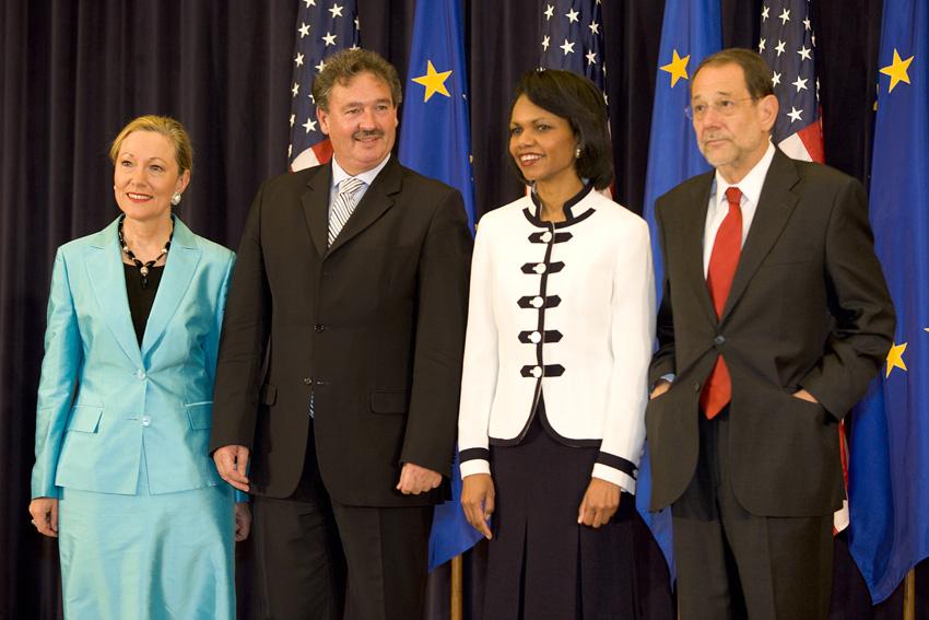 EU/US Ministerial Meeting, 02/06/2005