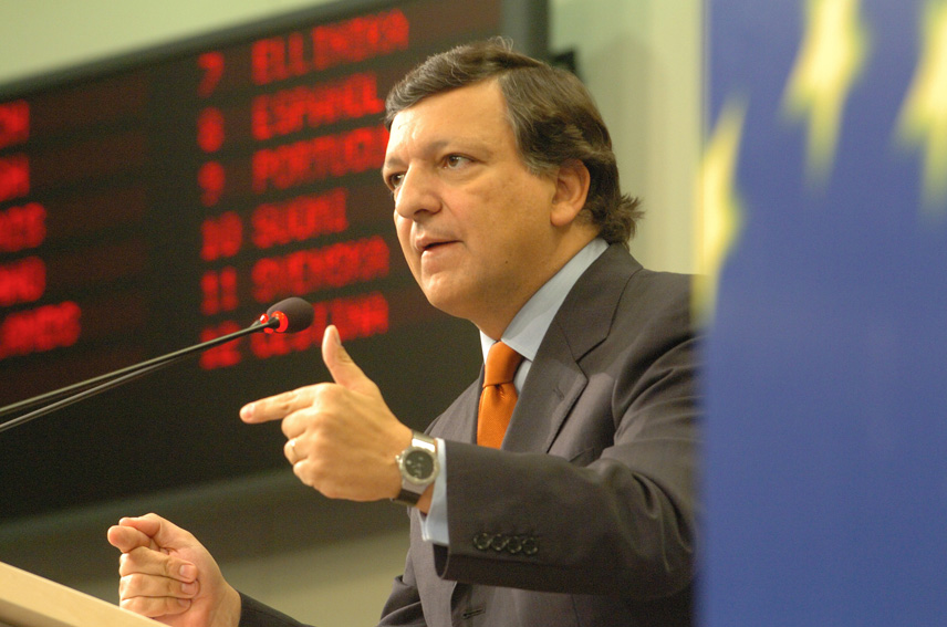 Press conference by José Manuel Barroso, President of the EC, on the results of the seminar of the EC
