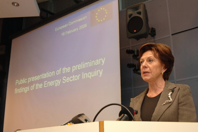 Participation of Neelie Kroes, Member of the EC, in the Conference on