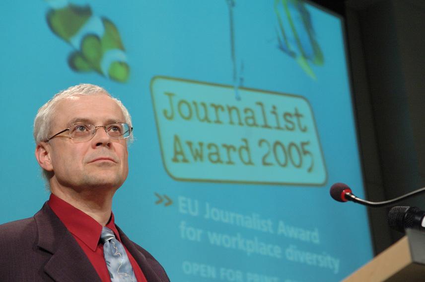 Vladimír Špidla, Member of the EC, at the