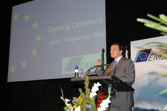 Inauguration of the European Maritime Safety Agency (EMSA)