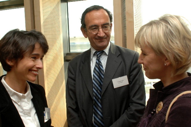 Visit by Philippe Cayla, President of EuroNews, to the EC