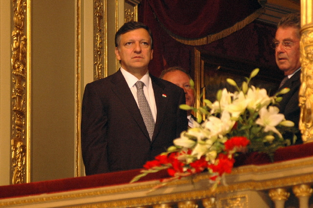 Participation of José Manuel Barroso, President of the EC to the 50th anniversary of the Budapest uprising