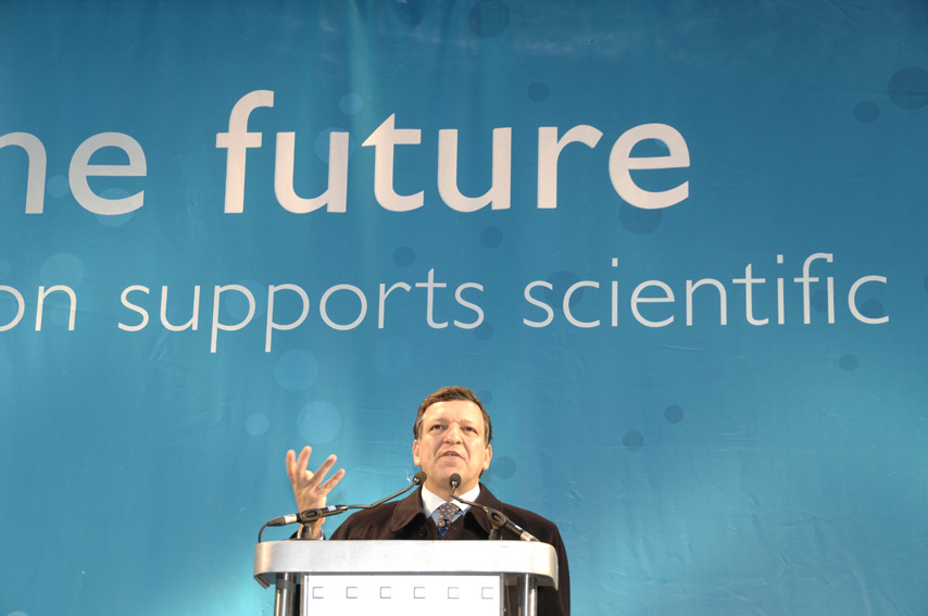 Launch of the 7th Research Framework Programme: Today is the future, by Janez Potocnik, Viviane Reding and José Manuel Barroso