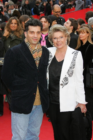 Participation of Viviane Reding in the Rome Film Festival Cinema