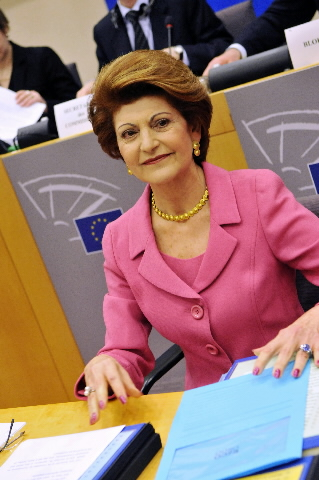 Hearing of Androulla Vassiliou, Member of the EC, at the EP