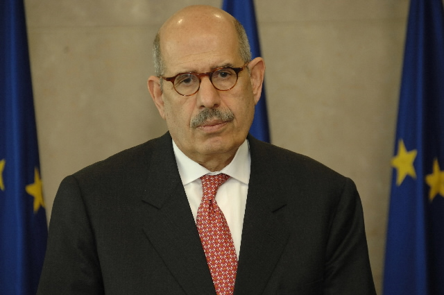 Visit of Mohamed ElBaradei, Director-General of the IAEA, to the EC