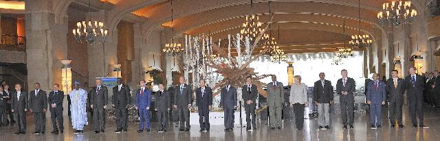 G8 Summit in Toyako