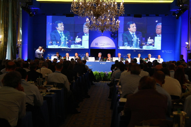 Participation of José Manuel Barroso, President of the EC, in the Ambrosetti Forum