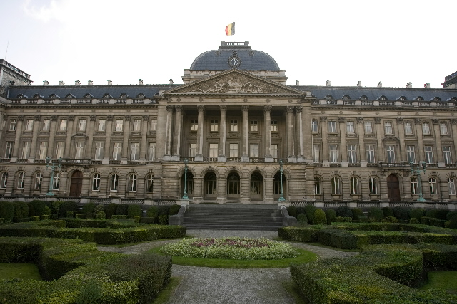 The capitals of the EU: Brussels