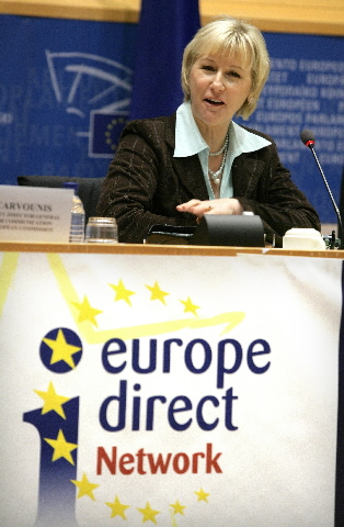 Re-launch of the network of Europe Direct information