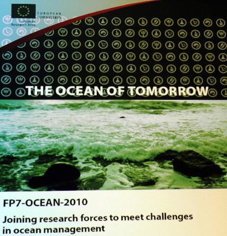 Journée d'information: L'océan de demain