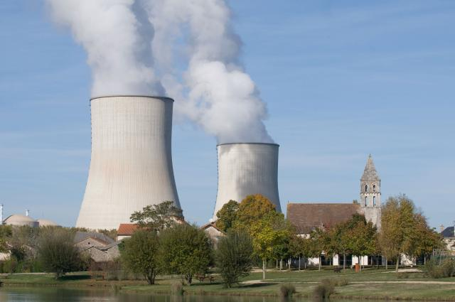 The Civaux Nuclear Power Plant