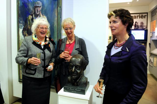 Opening of the exhibition