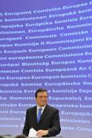 Press conference by José Manuel Barroso, President of the EC, on the presentation of the new Commission