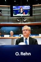 Hearing of Olli Rehn, Member designate of the EC, at the EP