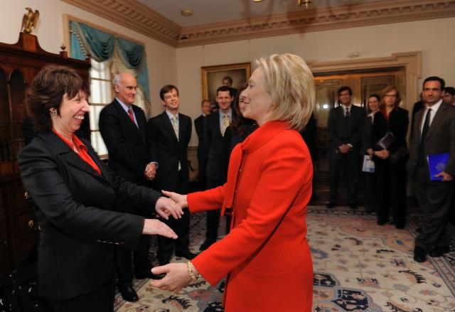 Visit of Catherine Ashton, High Representative of the Union for Foreign Affairs and Security Policy and Vice-President of the EC, to Washington