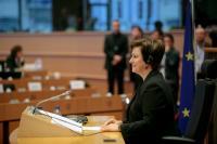 Hearing of Kristalina Georgieva, Member designate of the EC, at the EP