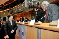 Audition de Kristalina Georgieva, membre désignée de la CE, au PE